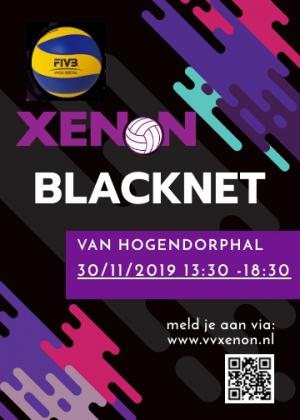 Xenon Blacknet toernooi
